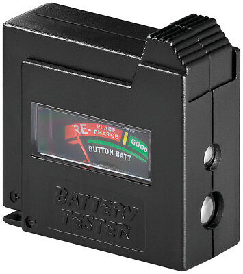 Batterietester; BT 1 Battery-check