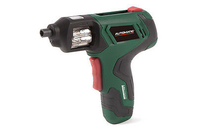NEW AUTOMATIC Screwdriver 3.6V Auto Loading Cordless Power Tools Accessories