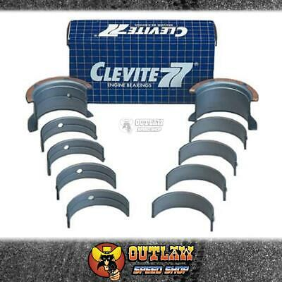 Clevite Main Bearings Set Ford 351-400M, Windsor 351 Full Groove - Clms981P 030
