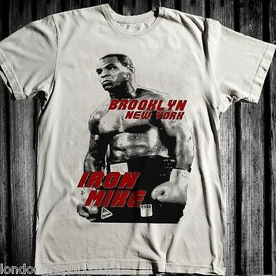 Mike Tyson T-shirt,  iron mike, Brooklyn, dynamite kid, vintage, hip hop, boxing