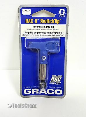 Graco LTX517 RACX Latex SwitchTip
