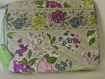 Authentic Vera Bradley Watercolor  Tablet  Sleeve Case Technology Rare Retired