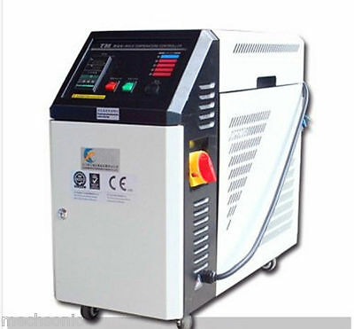 12kw oil type mold temperature controller machine plastic/chemical industry US1