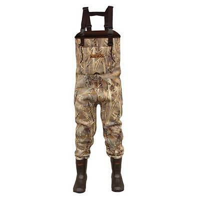Kings Camo Field Shadow Waterfowl Bootfoot Hunting Waders KWTRF3400 All Sizes