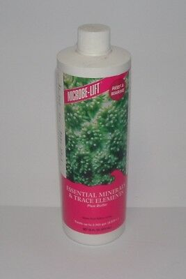 MICROBE LIFT Essential Minerals & Trace Elements 473ml