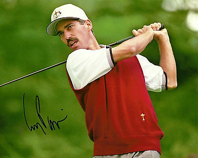Corey Pavin Hand Signed 8x10 Photo PGA Golf Autograph Signature