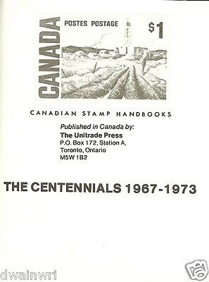 """""""Canadian Stamp Handbooks: """"The Centennial Issue"""", by Michael Milos"""