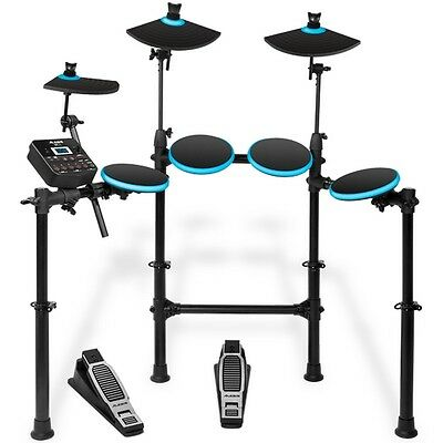 Alesis DM Lite Kit Electronic Drumset with Portable Folding Rack Pro Drum Kit