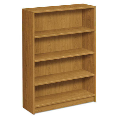 "4-Shelf Bookcase, 3 Adj., 36""x11-1/2""x48-3/4"", Harvest HON1874C"
