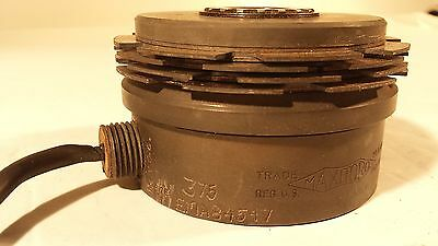 Carlyle Johnson Maxitoro Rebuilt Electric Clutch Ema84547