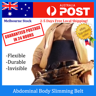 Abdominal Binder, Weight Loss Belly Belt, Body Slimming Fitness Belt