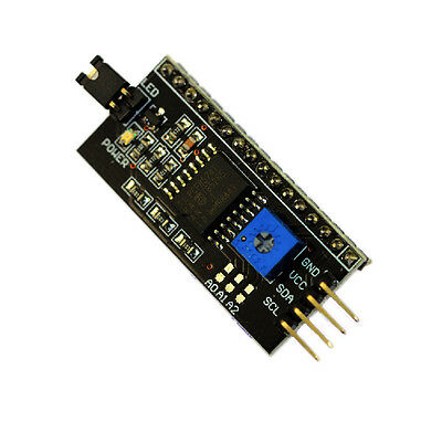 1× IIC/I2C Serial Interface Board For Arduino LCD1602 LCD2004 Display parts