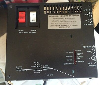 Rauland Borg NCS2040 RESPONDER III Power Supply For Main Board