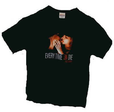 EVERY TIME I DIE,Hot Damn!-hardcore punk metal gothic band t-shirt,sizes M,L