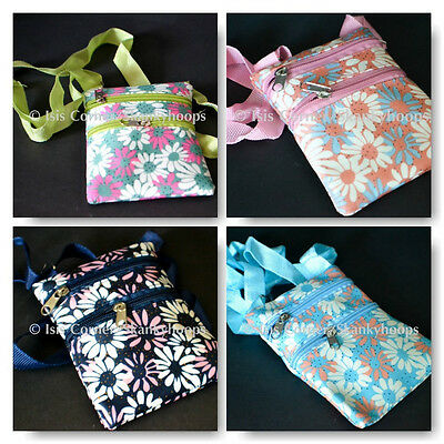Cute Flower Pattern Shoulder Satchel Tote Bag 4 Colors Available (Free Shipping)