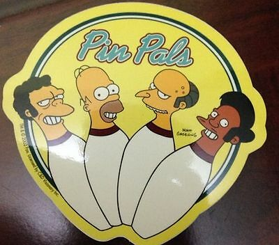 The Simpsons Sticker-203