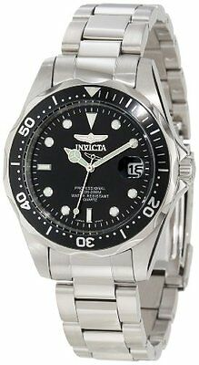 """NEW Invicta Mens 8932 """"Pro Diver Collection"""" Stainless Steel Bracelet Watch"""