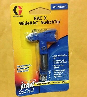 Graco WR 1229 RAC X WideRAC SwitchTip