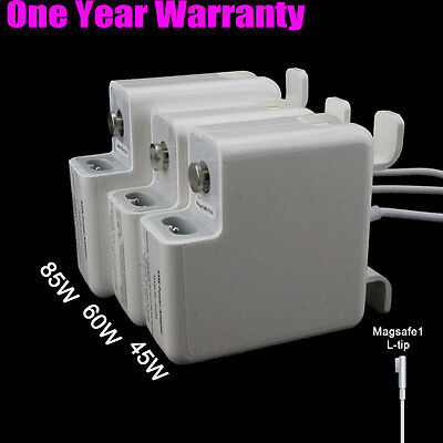 45W 60W 85W AC Charger For Apple MacBook Pro 13/15/17' A1374 A1344 A1343 MagSafe