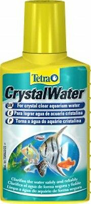 Tetra Crystal Water Clarifier Aquarium Water Treatment for Cloudy Water 100ml