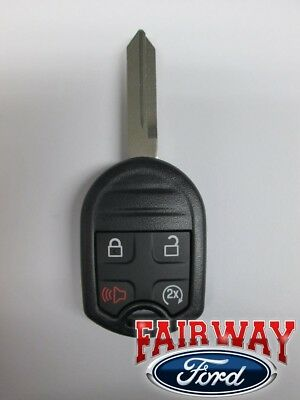 11 thru 14 F-150 OEM Genuine Ford Parts Integrated Remote Start Key 164-R8067