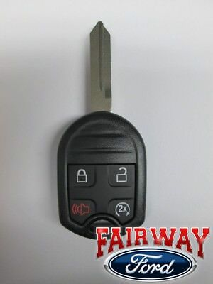 11 thru 16 F250 F350 F450 Super Duty OEM Genuine Ford Remote Start Key 164-R8067