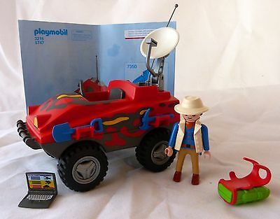 Playmobil  3216 Jeep   (PM 64-3216)