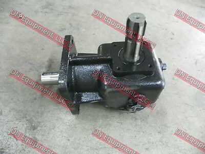Replacement Caroni Finish Mower Gearbox Model TC480, TC590, TC710