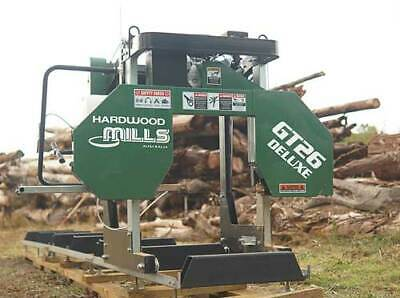 Sawmill – Portable Band Saw Mill – Mobile Lumber  Will Cut Australian Hardwood