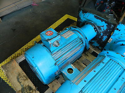 Knoll High Pressure Coolant Pump w/ 15HP Motor, # KTS32-64-T5-A-KB, Used