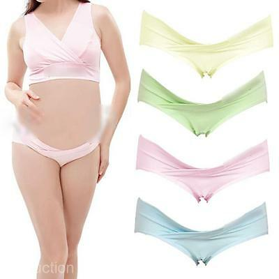 Pregnant Women Maternity Underpant Panties Underwear Protector Baby In Stomach