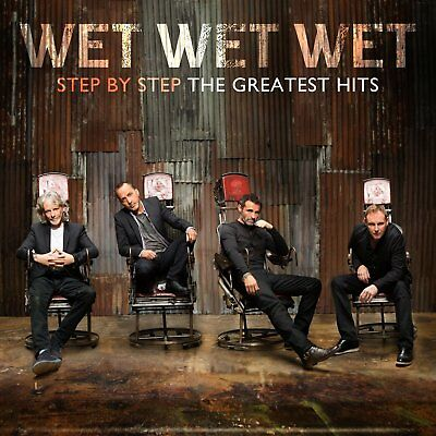 Wet Wet Wet - Step By Step - New Cd Album