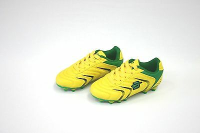 Kids Boys & Girls Outdoor Soccer Shoes Cleats Sizes 10-4