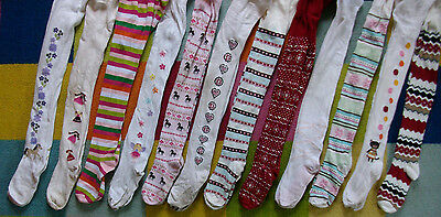 Gymboree U PICK Fall Winter Spring Holiday HTF Vintage Tights 5-7 Years 5-6-7-8