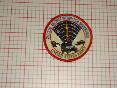 US Army Tactical Airspace Integration System (TAIS) Patch (T1)