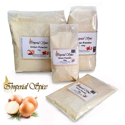 Onion Powder. Highest Quality & Best Price 50g - 1kg - Chilli Wizards