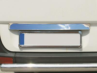 Stainless Steel Chrome Rear Door Grab Handle Cover Mercedes Sprinter (2006 on)