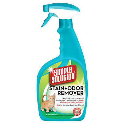 Simple Solution Cat Stain & Odour Remover 500ml - 4lt, 4 sizes