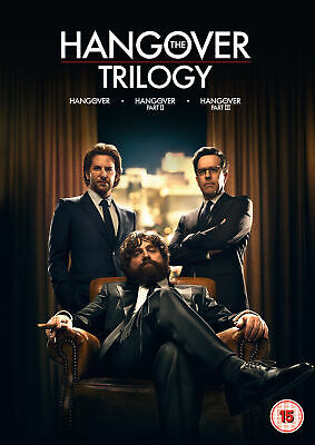 The Hangover Trilogy [2009] (DVD)
