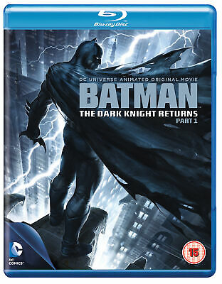 Batman: The Dark Knight Returns Part 1 [Region Free] (Blu-ray)