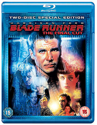 Blade Runner The Final Cut (Blu-Ray) (C-15)
