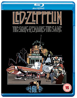 Led Zeppelin: The Song Remains The Same [1976] (Blu-ray) Peter Robert Grant