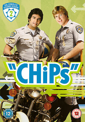 CHiPs: Season 2 Box Set (4 Discs) (DVD) (C-12)