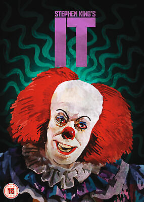 Stephen King's It (DVD) (C-15)
