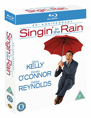 Singin' in the Rain - 60th Anniversary Ultimate Collector's Edition (Blu-ray)