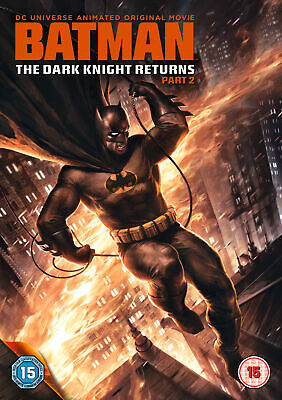 Batman: The Dark Knight Returns - Part 2 [2013] (DVD)
