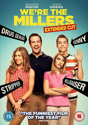 We're The Millers  (DVD) (C-15)