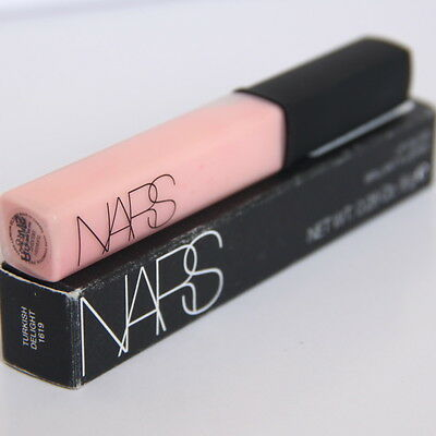 NARS LIP GLOSS - COLOR - TURKISH DELIGHT 1619 - FULL SIZE 0.28 oz / 8 g IN A BOX