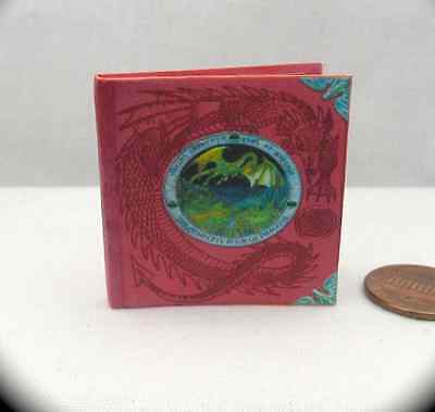 THE COMPLETE BOOK OF DRAGONS 1:6 Scale Color Illustrated Potter Magic Wizard