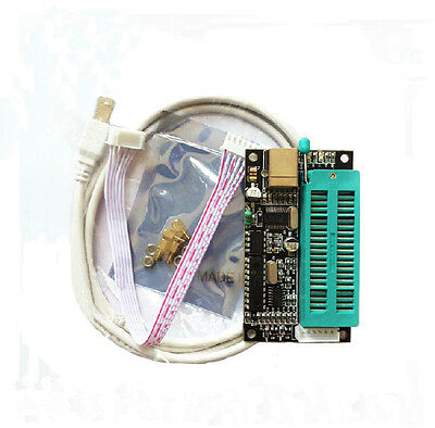 1× USB PIC K150 Automatic Develop Microcontroller Programmer + ICSP Cable part